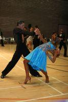 Ben Hardwick & Lucy Jones at International Championships 2008