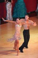 Ben Hardwick & Lucy Jones at Blackpool Dance Festival 2009
