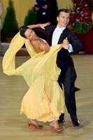Ruslan Golovashchenko & Olena Golovashchenko at 5. Tisza Part Open 2006