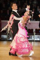 Ruslan Golovashchenko & Olena Golovashchenko at International Championships 2009