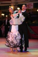 Photo of Dusan Dragovic & Daria Fedorova