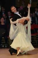 Dima Dakhnovskyi & Anna Dakhnovska at Blackpool Dance Festival 2018