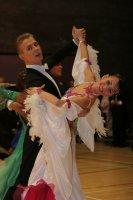 Szymon Kulis & Margarita Zvonova at International Championships 2008