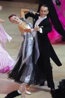 Ben Taylor & Stefanie Bossen at Blackpool Dance Festival 2012