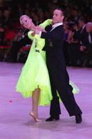 Ben Taylor & Stefanie Bossen at