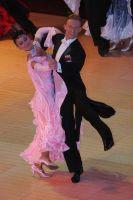 Christopher Short & Elisa Chanaa at Blackpool Dance Festival 2008