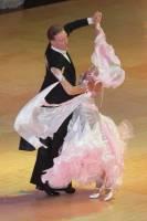 Christopher Short & Elisa Chanaa at Blackpool Dance Festival 2010