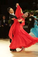 Shintaro Asamura & Emi Toyama at International Championships
