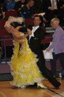 Slawomir Lukawczyk & Edna Klein at International Championships 2008