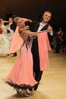 Aleksandr Zhiratkov & Irina Novozhilova at UK Open 2011