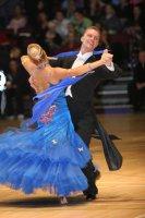 Aleksandr Zhiratkov & Irina Novozhilova at International Championships 2008