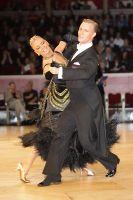 Aleksandr Zhiratkov & Irina Novozhilova at International Championships 2009