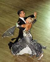 Marco Cavallaro & Joanne Clifton at  IDTA MIDLAND OPEN CHAMPIONSHIPS