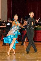 Tristan Neagle & Indika Gunaratne at The British Closed 2007