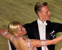 Christopher Short & Dominika Choroszko at  IDTA MIDLAND OPEN CHAMPIONSHIPS