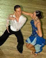 Jack Clegg & Katy Matthews at  IDTA MIDLAND OPEN CHAMPIONSHIPS