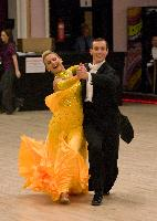 Stephen Williams & Carolyn Barnett at Lancashire and Cheshire championships