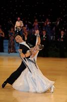 Stas Portanenko & Nataliya Kolyada at UK Open 2012