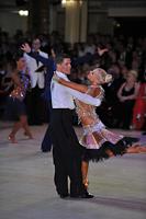 Jurij Batagelj & Jagoda Batagelj at Blackpool Dance Festival 2013
