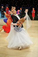 Denis Donskoy & Maria Galtseva at UK Open 2013