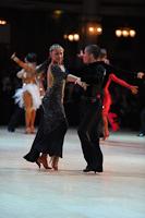 Francesco Bertini & Sabrina Manzi at Blackpool Dance Festival 2012