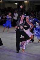 Ricardo Amoedo & Lara Correia at Blackpool Dance Festival 2013