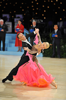 Alessio Potenziani & Veronika Vlasova at UK Open 2013