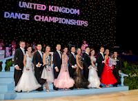 Valerio Colantoni & Yulia Spesivtseva at UK Open 2013