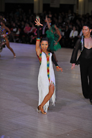 Yuuichi Andou & Sandy Kawachi at Blackpool Dance Festival 2013