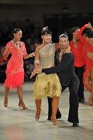Michele Prioletti & Julia Polai at