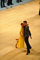 Jake Davies & Olena Kalinina at UK Open 2013