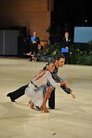 Manuel Favilla & Nataliya Maidiuk at UK Open 2013