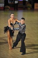 Konstantin Gorodilov & Dominika Bergmannova at