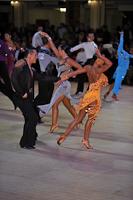 Aleksandr Altukhov & Natalia Barantseva at Blackpool Dance Festival 2013