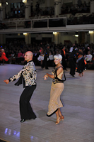 Danny Bell & Mimi Kevan at Blackpool Dance Festival 2013