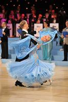Warren Boyce & Kristi Boyce at UK Open 2013