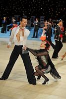 Mitko Dimitrov & Pelagia Kalyva at UK Open 2013