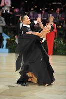 Marat Gimaev & Alina Basyuk at UK Open 2013