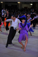 Edgar Branco & Milene Matias at Blackpool Dance Festival 2013