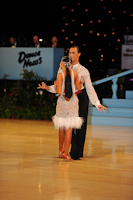 Sergey Sourkov & Agnieszka Melnicka at UK Open 2012