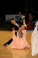 Lukasz Tomczak & Aleksandra Tomczak at UK Open 2012