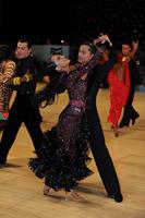 Ke Qiang Shao & Na Yang at UK Open 2012