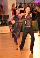 Jonas Kazlauskas & Jasmine Chan at Vilnius Dance Festival 2011
