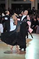 Arunas Bizokas & Katusha Demidova at Blackpool Dance Festival 2012