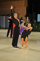 Alexsey Bogdan & Anastasiya Pugacheva at UK Open 2013