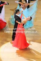 Chao Yang & Yiling Tan at The International Championships