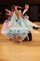 Chao Yang & Yiling Tan at UK Open 2011