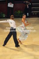 Neil Jones & Ekaterina Jones at The International Championships