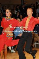 Neil Jones & Ekaterina Jones at UK Open 2011
