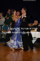 Dusan Dragovic & Ekaterina Romashkina at WDC Disney Resort 2009